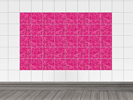 Piastrelle immagini piastrelle adesivo per bagno decorazioni fiori