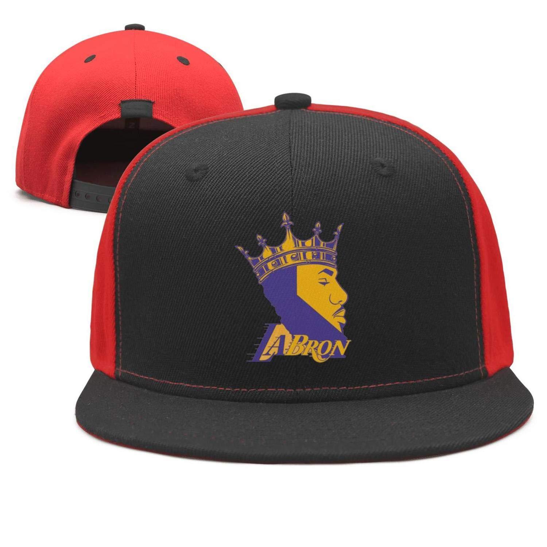 SDHAK Flat Bill Trucker Hats for Men Women Baseball Caps Vintage Snapbacks