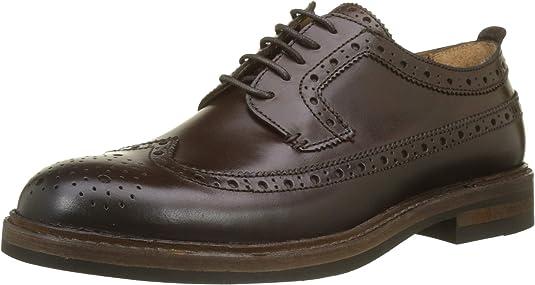 Sebago Wilson FGL, Zapatos de Cordones Derby para Hombre