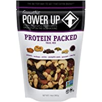 Power Up Trail Mix, Protein Packed Trail Mix, Non-GMO, Vegan, Gluten Free, No Artificial Ingredients, Gourmet Nut, 14…