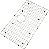 """MONSINTA Kitchen Sink Grid and Sink Protectors for Stainless Steel Kitchen Sink, Sink Bottom Grid, 27 5/8"""" X 15 11/16"""" with R"""