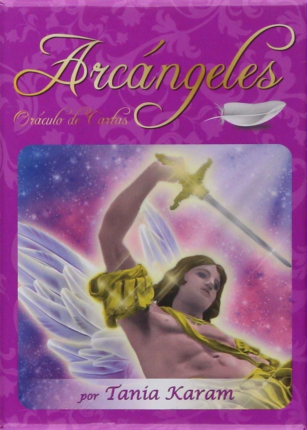 ARCANGELES. ORACULO DE CARTAS: TANIA KARAM: 9786070060991 ...