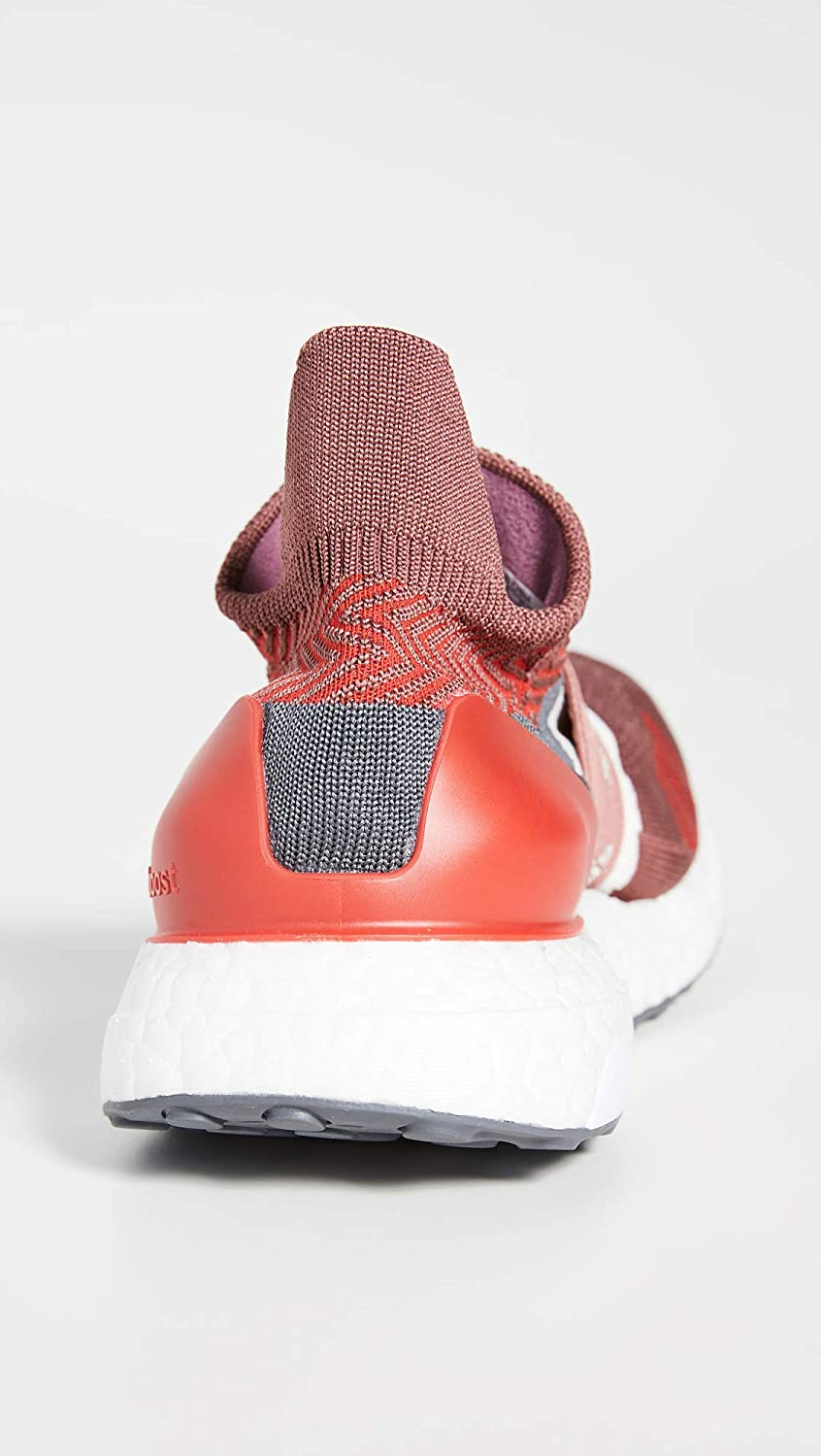 adidas by Stella McCartney Ultraboost X Baskets 3D pour Femme Clay Red/Intense Pink/Red