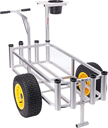 Amazon.com: Fish N mate (no) Sr carro ruedas delanteras ...