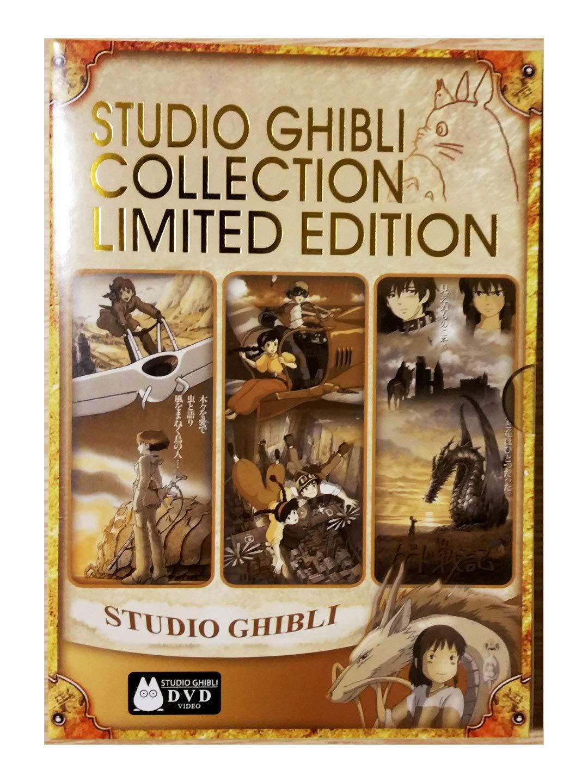 Studio Ghibli 18 Movies Complete Collection English DVD Dubbed Hayao Miyazaki