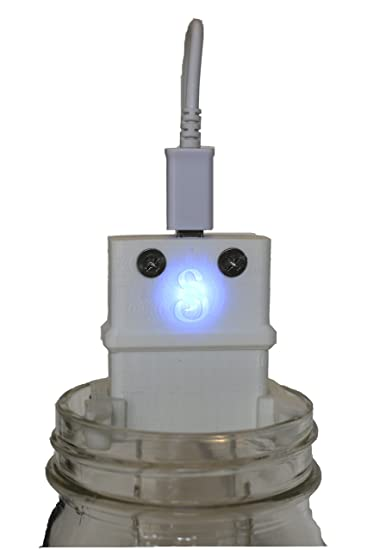 Amazon.com: silverengines Proton Plata Coloidal Generador ...
