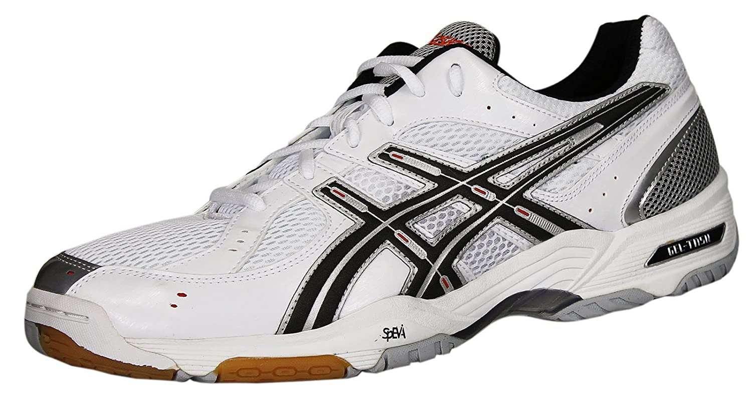 9e65ab9afa33 Asics Indoor Sport Shoes Gel-Task Men 0190 Art. B905N Size UK 9.5   Amazon.co.uk  Shoes   Bags
