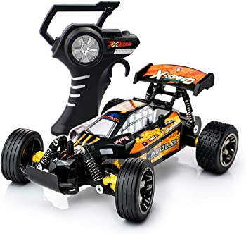 Free to Fly 1:22 Scale RC X-Speed Remote Control Toy Car