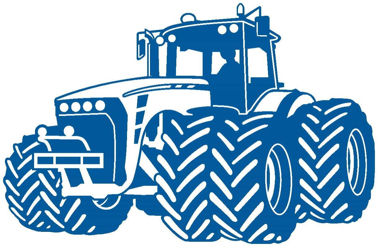 Samunshi® Wandtattoo Trecker Trecker Trecker Traktor Kinderzimmer Spielzimmer in 9 Größen und 19 Farben (110x70cm schwarz) B06WD5VNKY Wandtattoos & Wandbilder bd150e