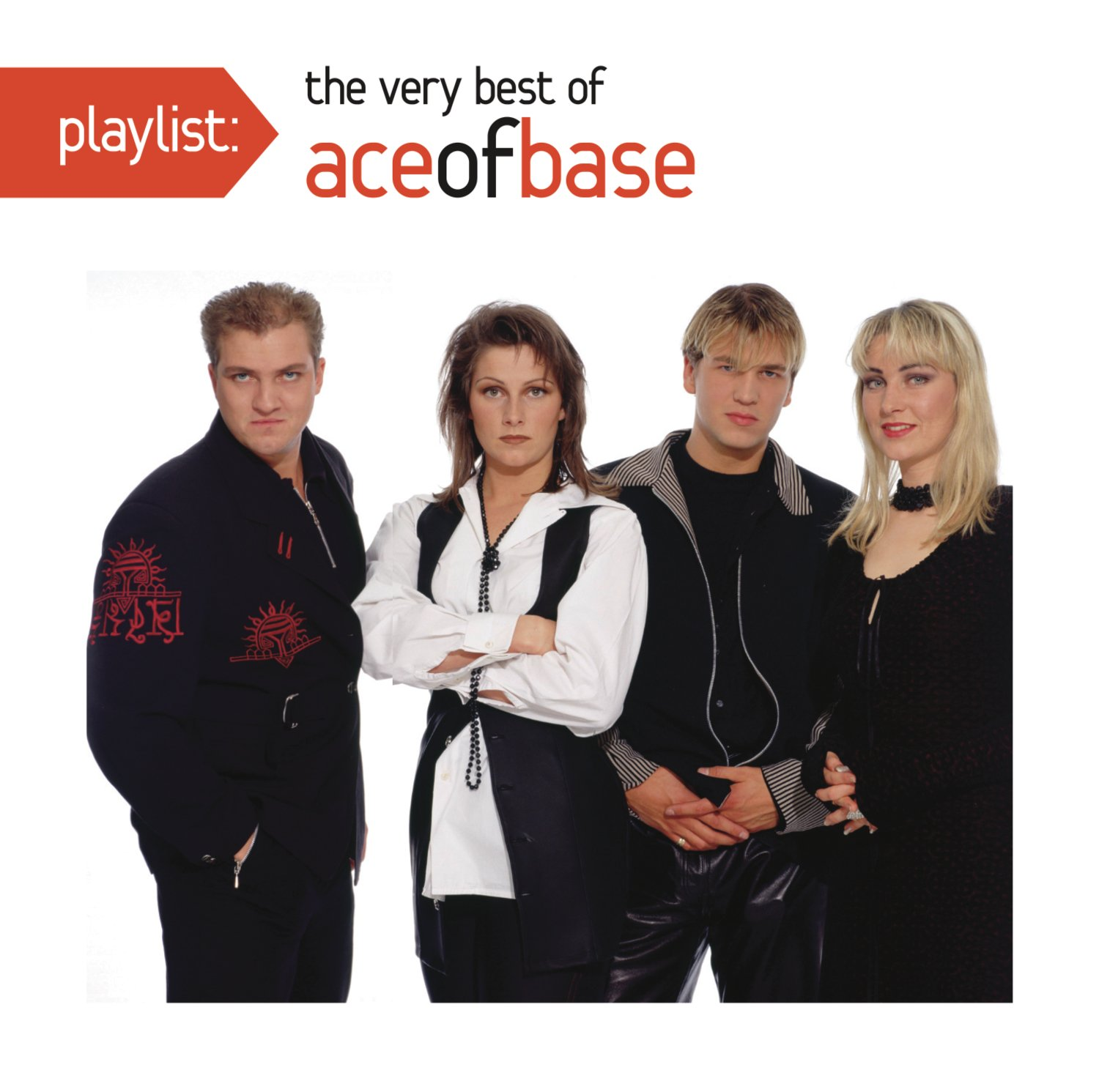 CD : Ace Of Base - Playlist: The Very Best Of Ace Of Base...