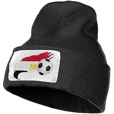 Balón de fútbol con Bandera de Egipto Gorras de Calavera para ...