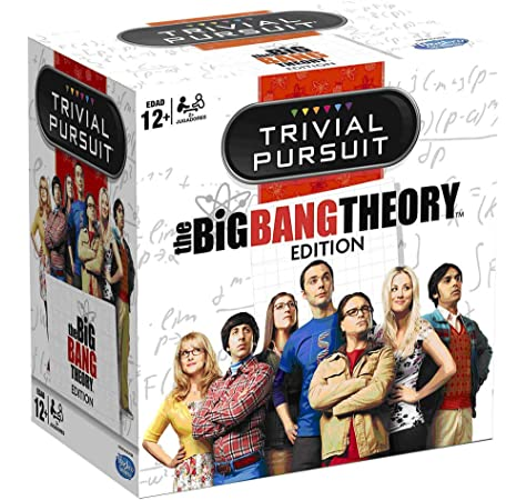 Eleven Force Cluedo The Big Bang Theory (82844), Multicolor: Amazon.es: Juguetes y juegos