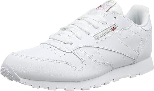 Reebok Classic Leather, Zapatillas de Trail Running para Niños ...