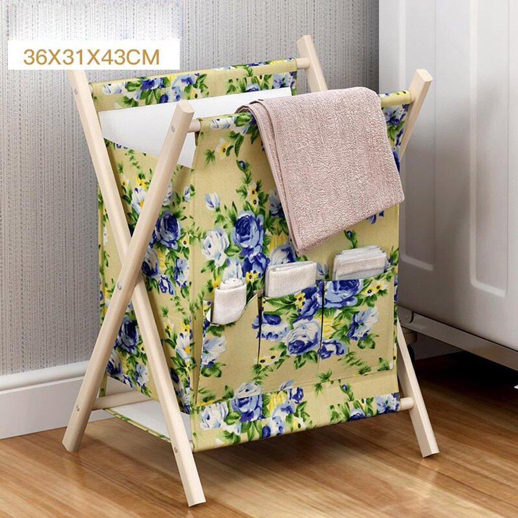Aufbewahrungstaschen Xuan - Worth Another Beige Pfingstrose Muster Kleidung Ablagekorb Tuch Lagerung Faltung Lagerung Multifunktionale Lagerung