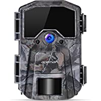 APEMAN Trail Camera 20 MP 1080P Full HD Game Camera Night Vision Up to 60ft Motion Hunting…