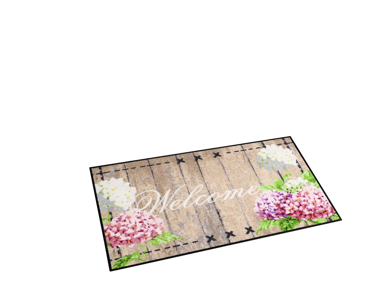 Salonloewe Fußmatte graubraun Größe 60x180 60x180 60x180 cm cde070