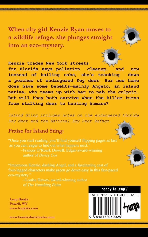 Island Sting: Bonnie J Doerr, Joanna Britt, Laurie J Edwards:  9781616030025: Amazon: Books
