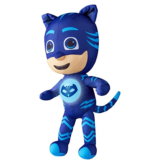 Amazon.com: PJ Masks Catboy Go Glow Soft Pal Night Light: Home Improvement