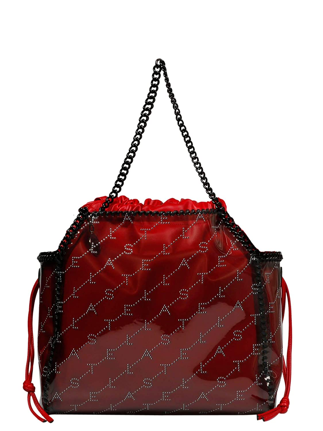 Stella Mccartney Womens 557962W84631114 Red Polyester Tote