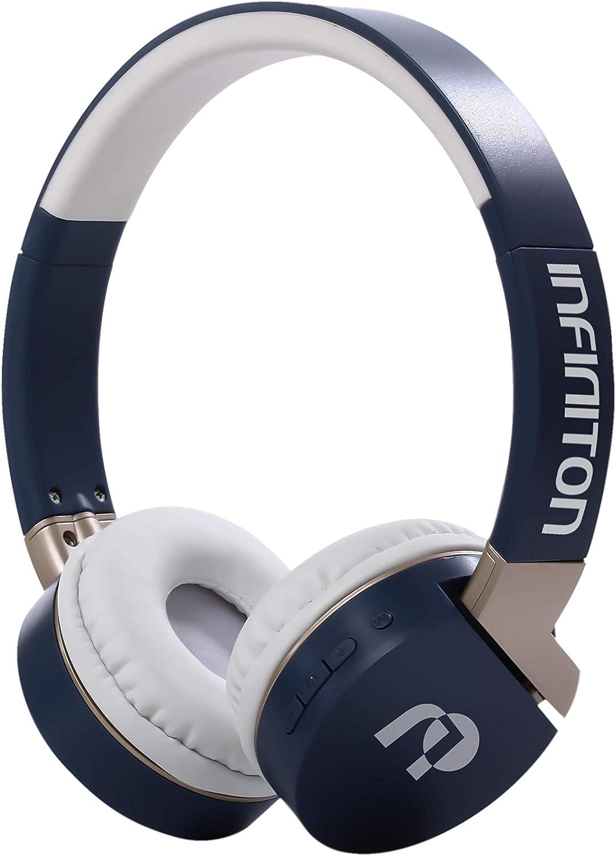 Auriculares Diadema Bluetooth HS B520 INFINITON