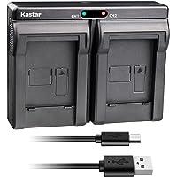 Kastar Dual Rapid USB Battery Charger for Nikon EN-EL23 and Nikon Coolpix B700 Coolpix P600 Coolpix P610s Coolpix P610 Coolpix P900 Coolpix P900s Coolpix S810c Digital Cameras