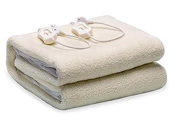 Calientacamas eléctrico cama individual 90/110 cm Imperial Confort