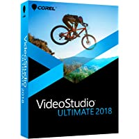 Corel VideoStudio Ultimate 2018 Video Editing Suite