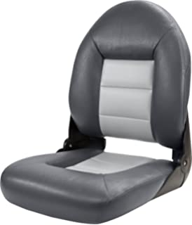 3150-1819 Torsa Sport Folding Boat Seat Ocean Blue//Reef Stone//Sky Grey INC THE WISE COMPANY