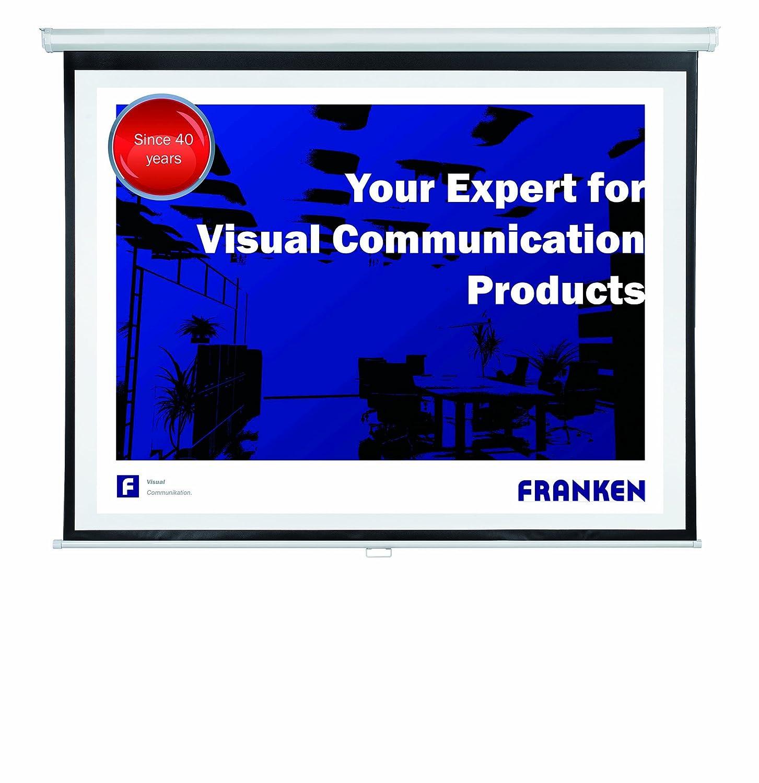 Franken lwr21515Store Toile X-tra Tissu enduit Chiffon, 150x 150cm Format 4:3 180 x 135 cm Couleur LWR21814
