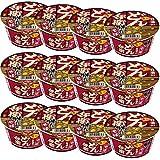 Donbei Mini 1.6oz 12pcs Box Set Japanese Soba Noodles In A Duck Broth Instant Noodle Nissinn Ninjapo