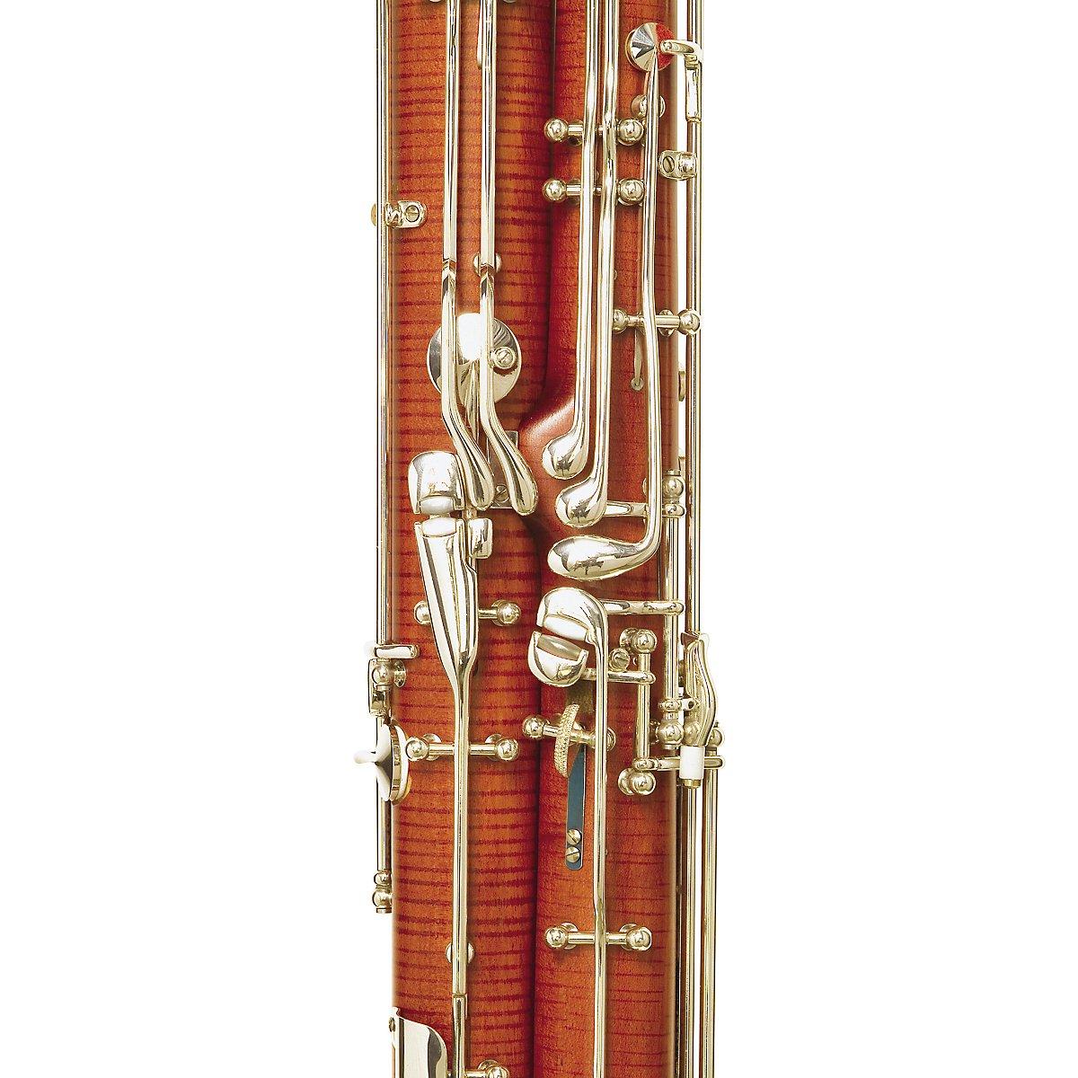 J Puchner Model 6000 Superior Professional Bassoon Antique Finish