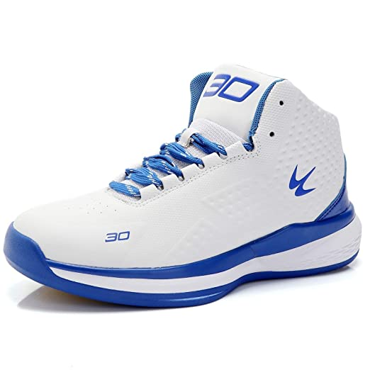 FJJLOVE Zapatillas de Baloncesto para Hombres, Zapatillas de ...