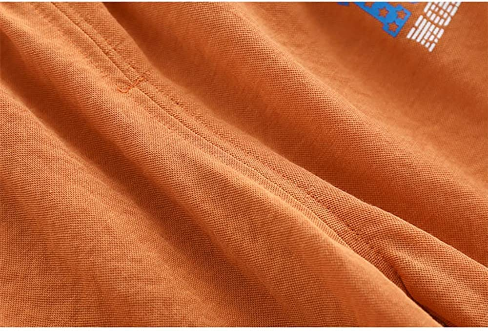 Boys Knit Cotton Sweatpants Casual Sport Drawstring Waist Trousers Outdoor Sport Wear
