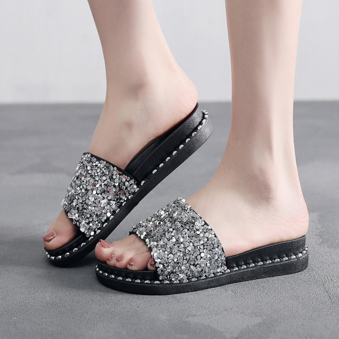 8388ee8e300264 Amazon.com  Challyhope Shoes Women Flat Shoes