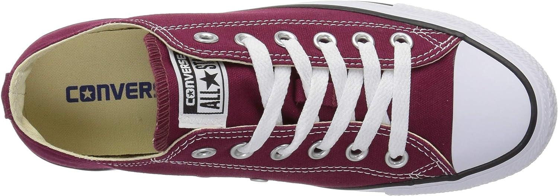 Converse Chuck Taylor All Star Season Hi Sneakers voor volwassenen, uniseks Bourgondy
