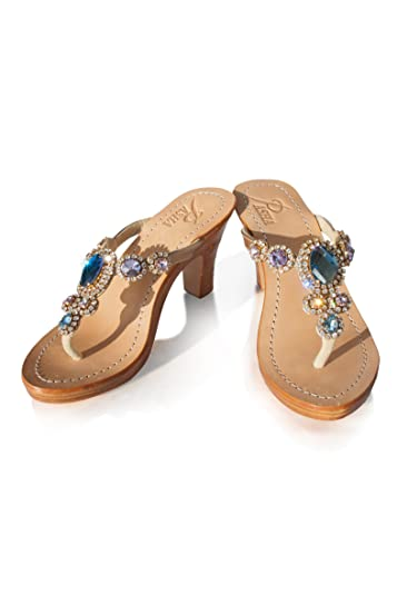 c0c670628 PASHA Jewelry Sandals Heels