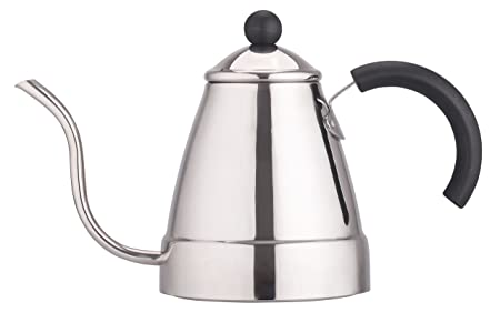 Review Zell Stainless Steel Tea
