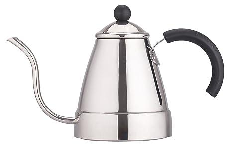 Amazon.com: Zell pava para té o café de acero ...