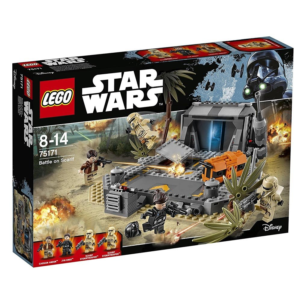 LEGO LEGO LEGO Star Wars 75171 - Battle on Scarif 50af34