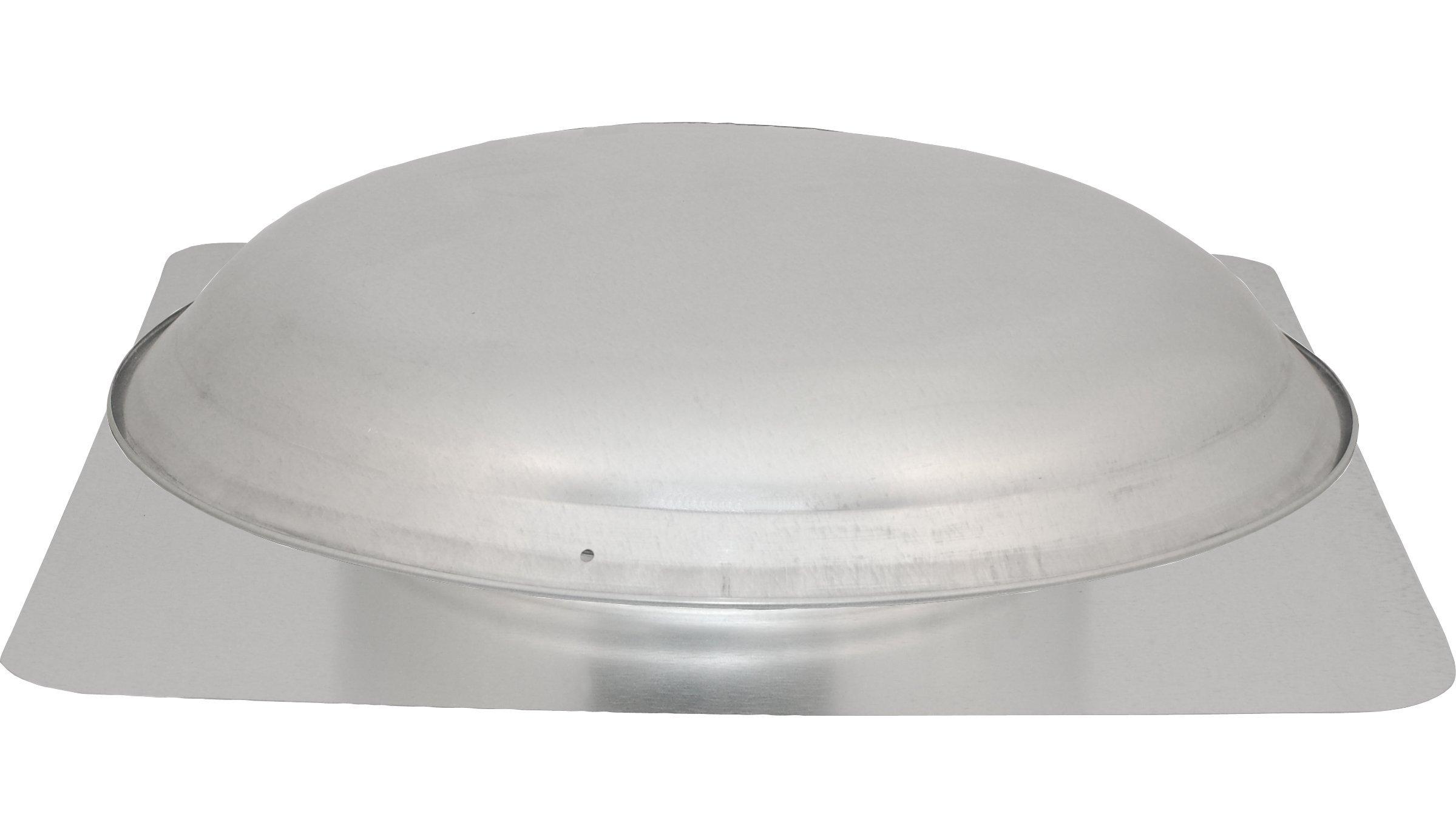 Cool Attic CX1000AM Power Attic Roof Mount Ventilator with 3.4-Amp 60-Hz Motor and Steel Flange, Galvanized Steel Dome