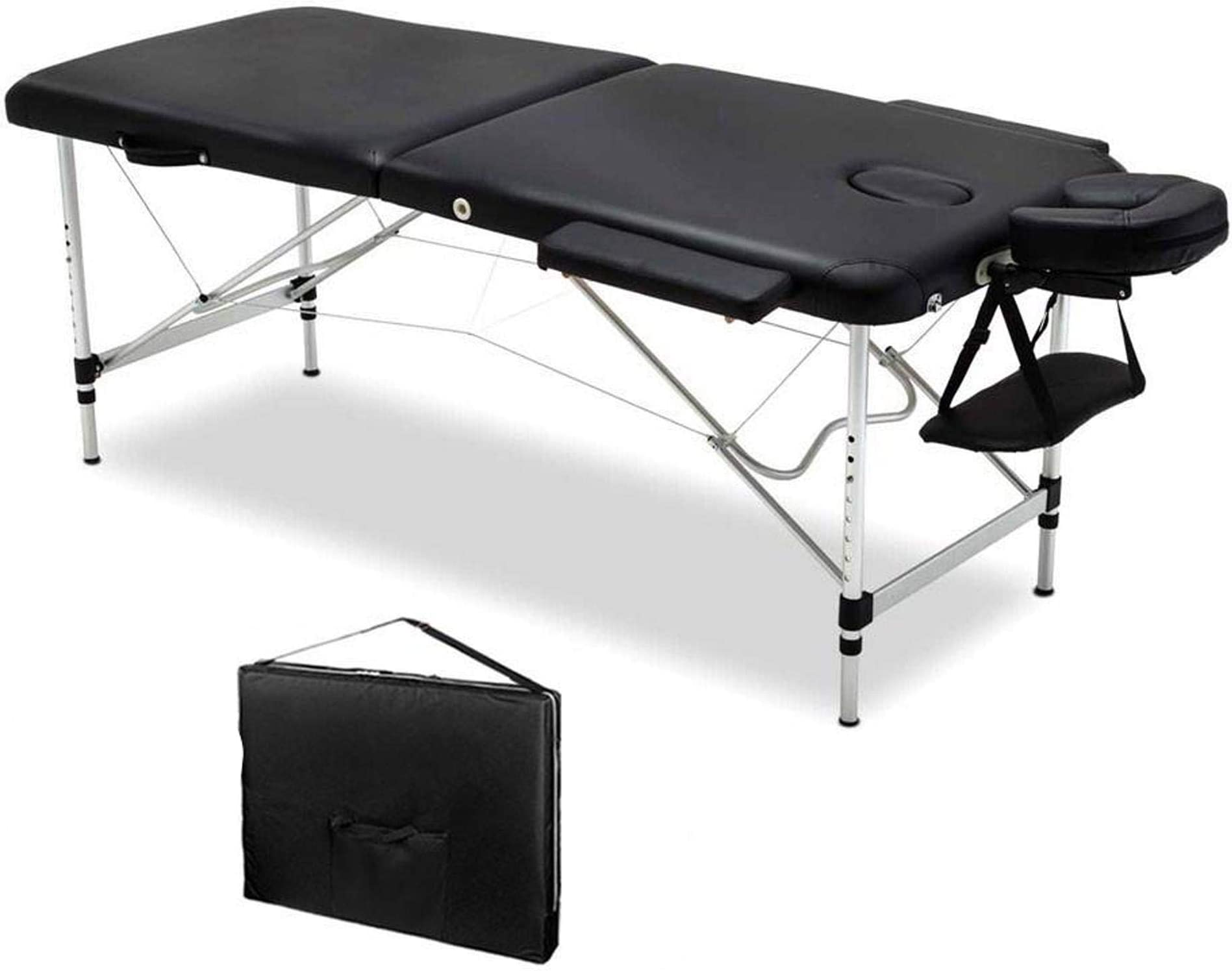 Portable Massage Table Portable SPA Therapy Best Beauty Body Couch Bed  Table Package