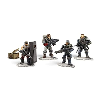 Mega Construx Call of Duty Black Ops 4 Troop Pack: Toys & Games