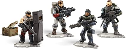 RUIN /& BATTERY SPECIALIST FIGURES FROM Mega Call Of Duty Black Ops 4  GCP05