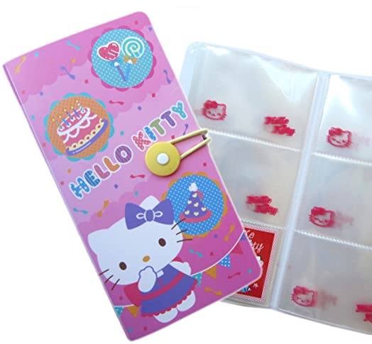 Pink birthday party hello kitty business card holder hello kitty pink birthday party hello kitty business card holder hello kitty card wallet reheart