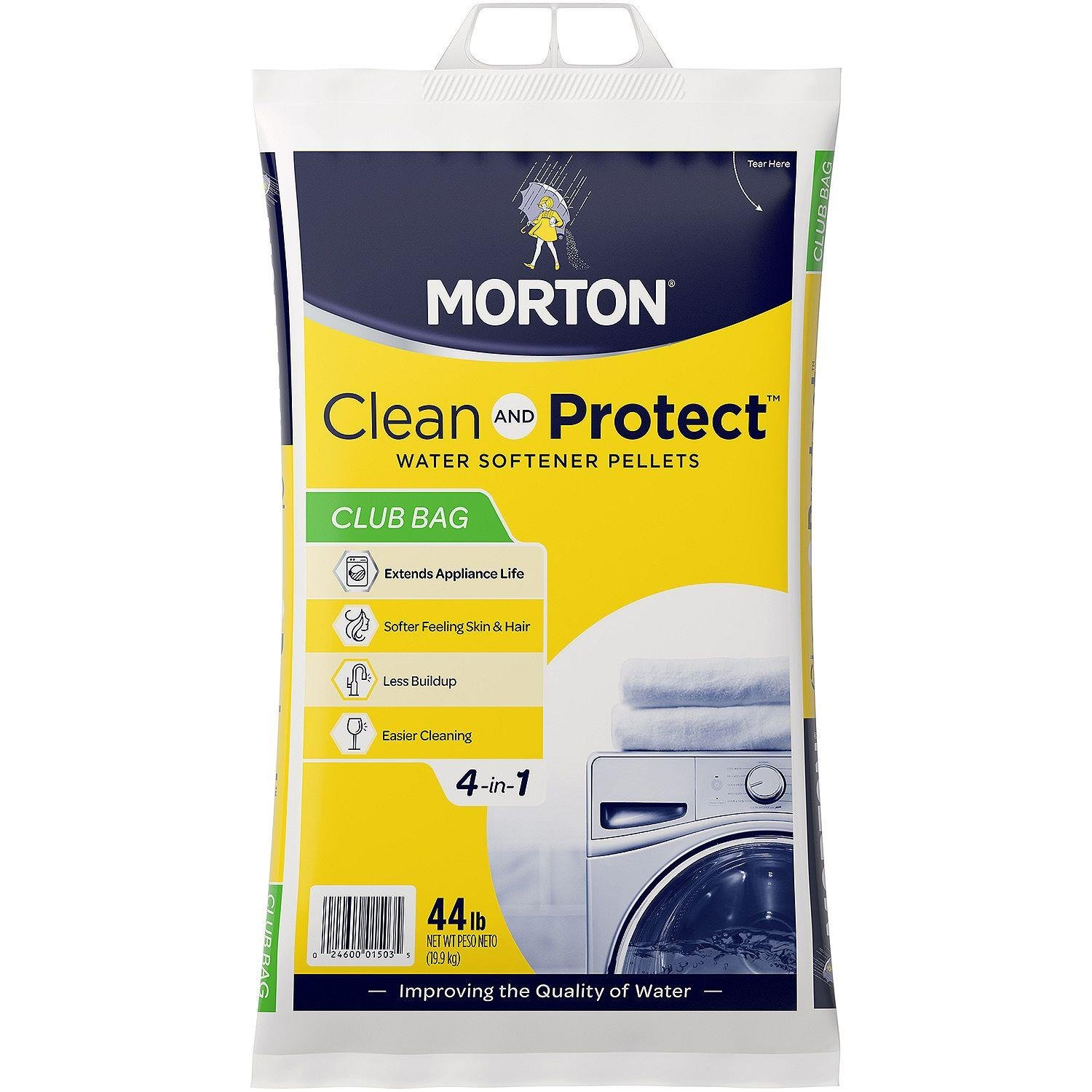 Morton Salt System Saver II Club Bag - 40 lb. by Morton