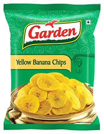 Garden Yellow Banana Chips