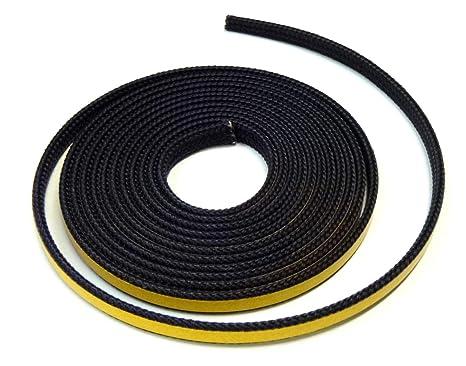 Chimenea Junta plana de cordón cinta aislante autoadhesiva. Apto para Varios Modelos Oranier Chimenea 3