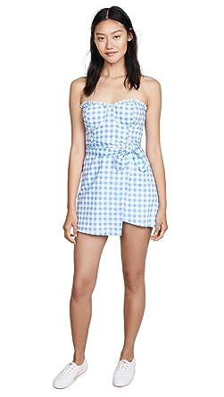 8ba8ffaa5fa Amazon.com  For Love   Lemons Women s Dixie Mini Dress  Clothing