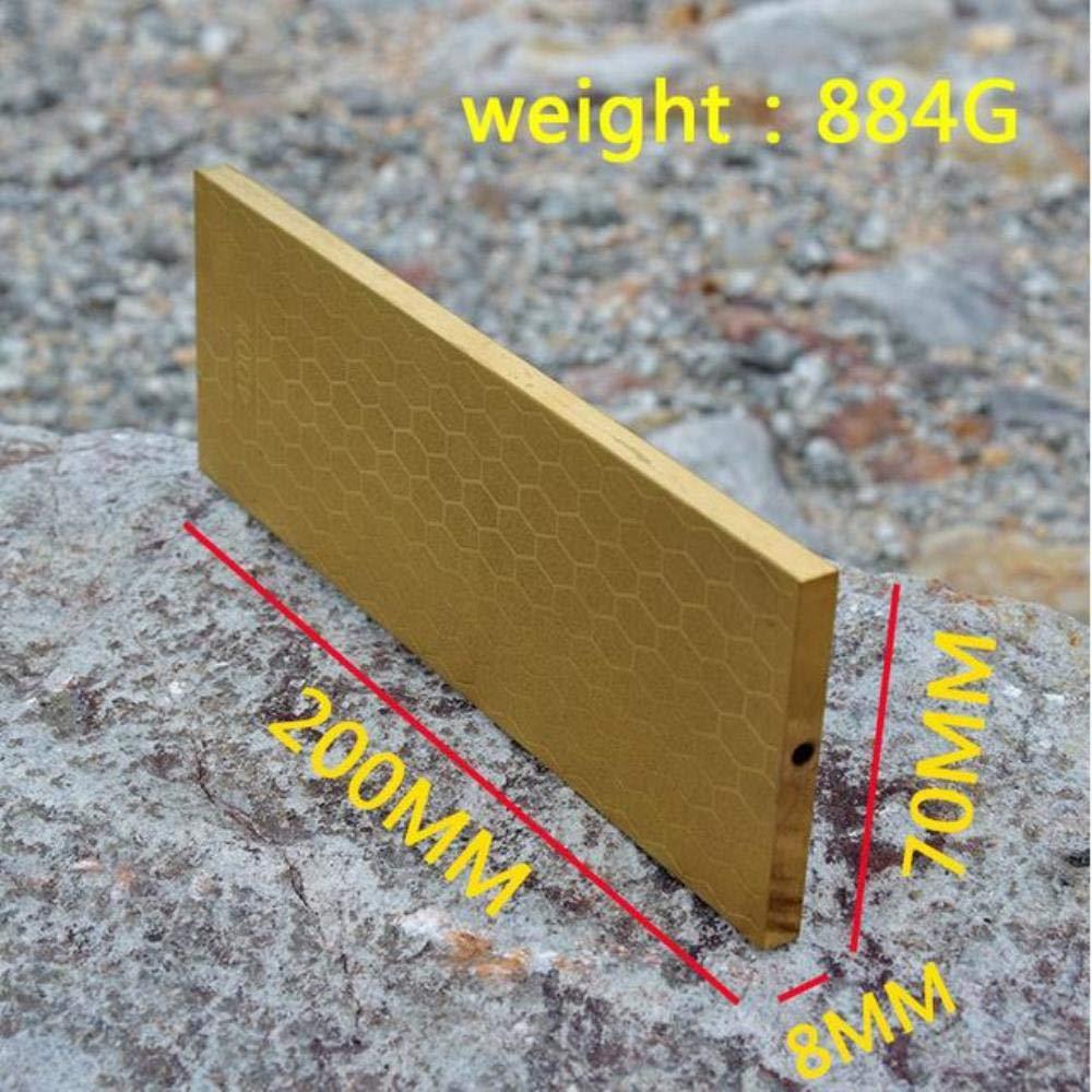 Erfhj 1 afilador de Diamantes Piedra de afilar 400 1000 afilador de Piedra de Arena Gruesa Piedra de afilar Diamante