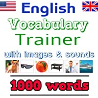 Learn English: Vocabulary Trainer - 1000 Words with images